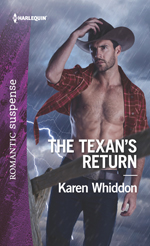 The Texan's Return -- Karen Whidden