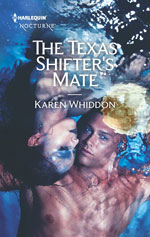 The Texas Shifter Mate -- Karen Whiddon